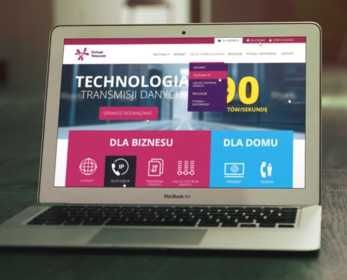 Virtual-Telecom main